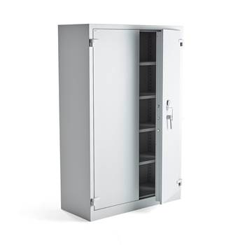 Fire protected cabinet, 1950x1260x550 mm, 880 L
