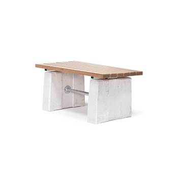 Heavy duty park table