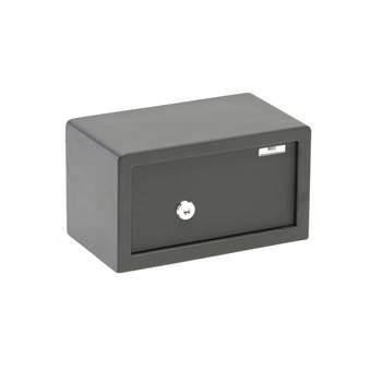 Värdeförvaringsskåp, nyckellås, 200x350x200 mm