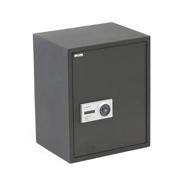 Värdeförvaringsskåp, kodlås, 620x500x400 mm