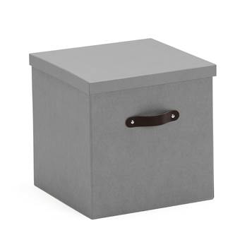 """Tall """"Tidy"""" storage box"""