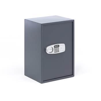 Värdeförvaringsskåp, kodlås, 650x420x350 mm