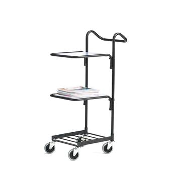 Mini trolley: 2 shelves