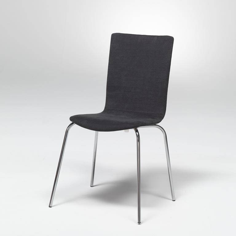 Conference chair: dark grey