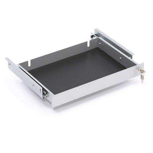 Lockable Laptop drawer