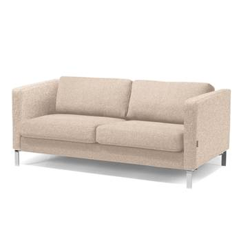 Wating room 2,5 seater sofa, beige wool