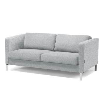 Wating room 2,5 seater sofa, ligth grey wool