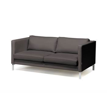 #en Wating room 3 seater sofa, dark grey fabric