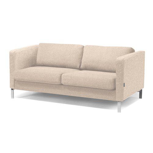 #en Wating room 3 seater sofa, beige wool