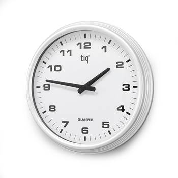 Outdoor wall clock, Ø 350 mm