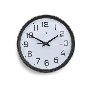 Silent wall clock, Ø 348 mm