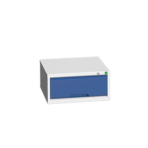 Under bench storage: 1 drawer unit: H250