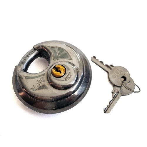 70 mm close shackle padlock