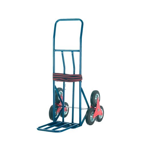 Wide stairclimber: 150kg