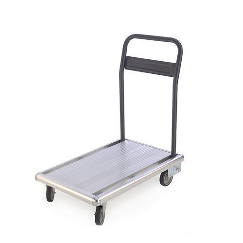 Aluminium folding platform truck: 150kg