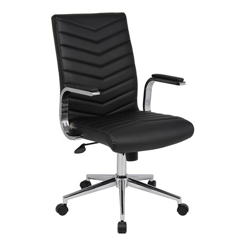 """""""Martinez"""" executive leather office chair"""