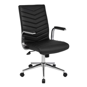"""Martinez"" executive leather office chair"