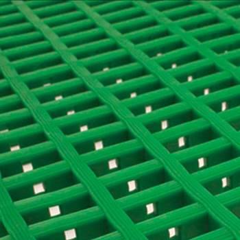 Leisure matting, 600x1200 mm, green