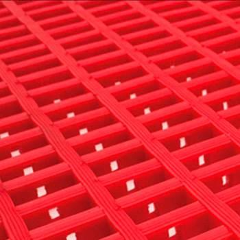Leisure matting, 1000x1500 mm, red