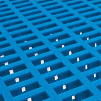 Leisure matting, 1000x1500 mm, blue