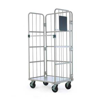 Heavy duty rollcontainer: 600kg