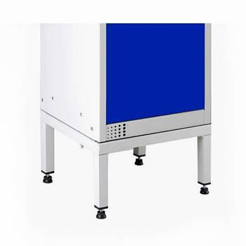 Locker stand: W300mm