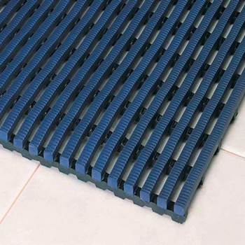 Exclusiv work mat, full roll, 1200x10000 mm, dark blue