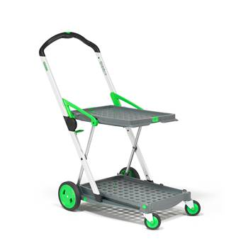 Clever folding trolley, 60 kg load