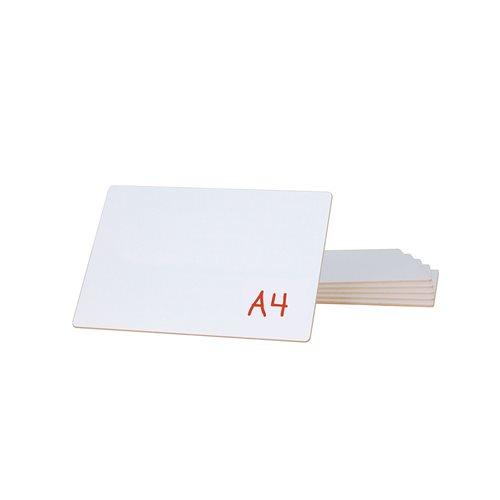 Laptop whiteboard: A4: 6 pcs