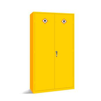 Hazardous substance cabinet, 1830x915x457 mm