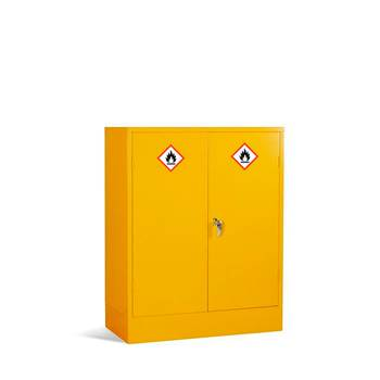 Hazardous substance cabinet, 1220x915x457 mm