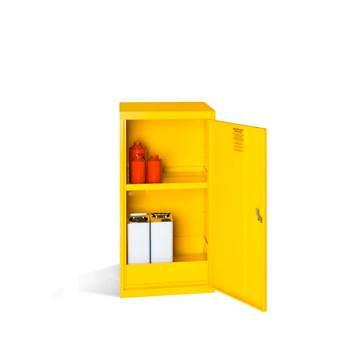 Hazardous substance cabinet, 910x457x457 mm