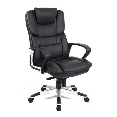 """""""Palermo"""" leather-faced executive chair"""