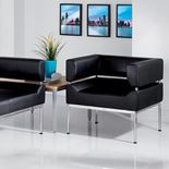 """Benotto"" reception armchair"