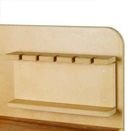 Tool rack: 5 slots