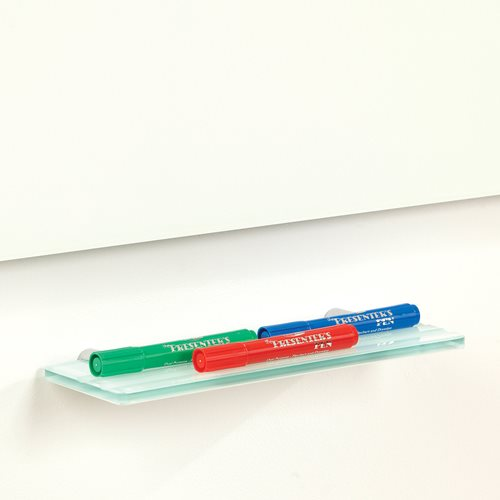 Pen tray for Write-on® glass boards