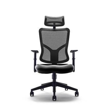 """""""Kempes"""" mesh back office chair"""