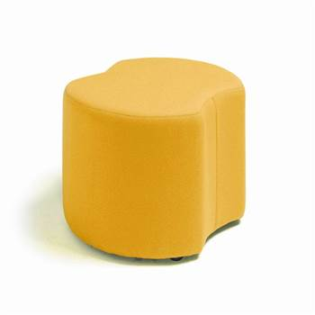 """""""Symphony"""" concave: yellow"""