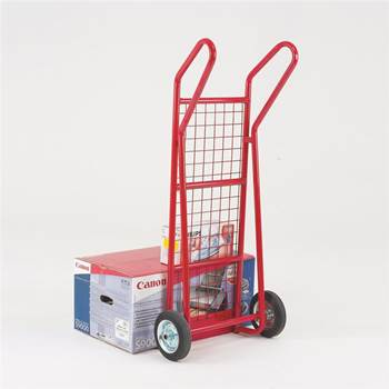 Sack truck with mesh back: 200kg