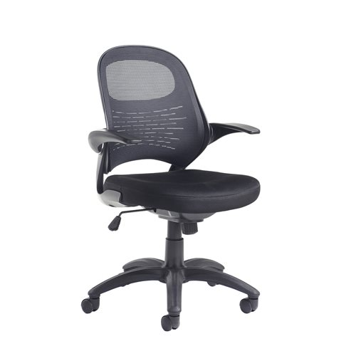"""Orion"" mesh manager's chair"