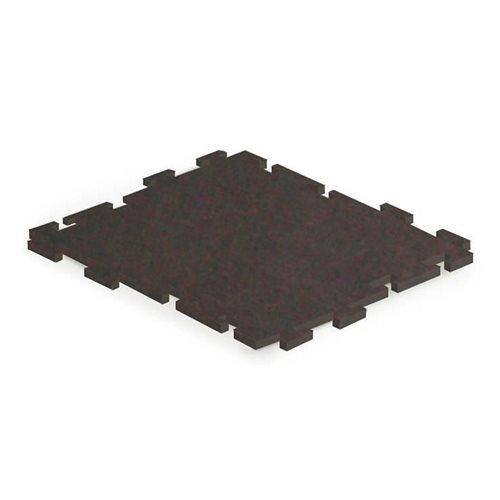 """Sport tile"" rubber matting"