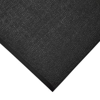Gym matting, 900x2000 mm, black