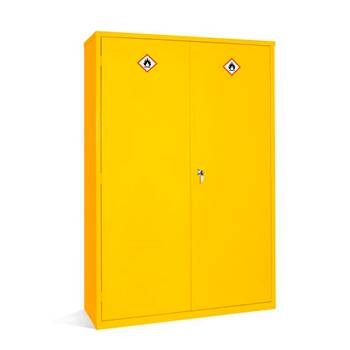 Hazardous substance cabinet, 1830x1220x457 mm
