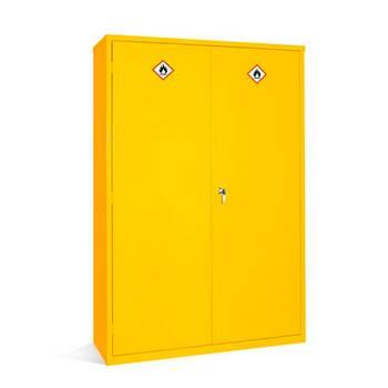 Hazardous substance cabinet, 1830x1220x457 mm