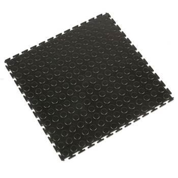 Eco studded PVC flooring: tile (x4)