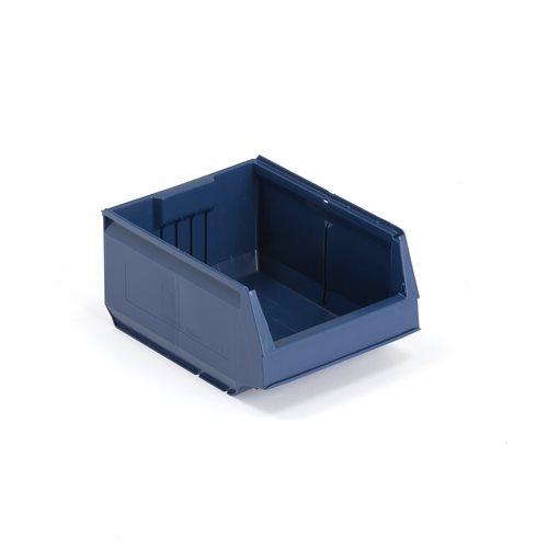 Hyllylaatikko, sarja 9067, 300x230x150 mm, sininen