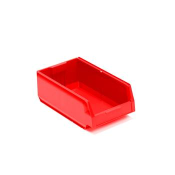 Modular bins, 12-pack, 400x230x150 mm, 11 L, red