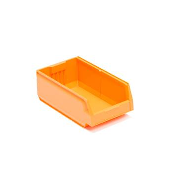 Modular bins, 12-pack, 400x230x150 mm, 11 L, yellow