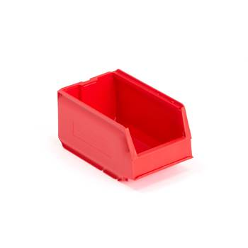 Multi purpose stores bin, 9074, 250x148x130 mm, 3.7 L, red