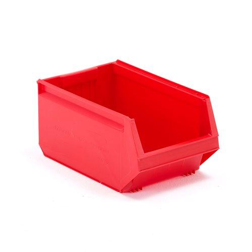 Ottolaatikko, sarja 9072, 500x310x250 mm, punainen